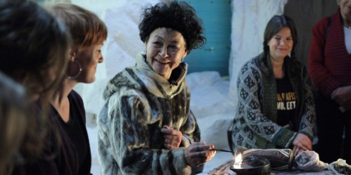 2016 Hot Docs Audience Award winning film, Angry Inuk