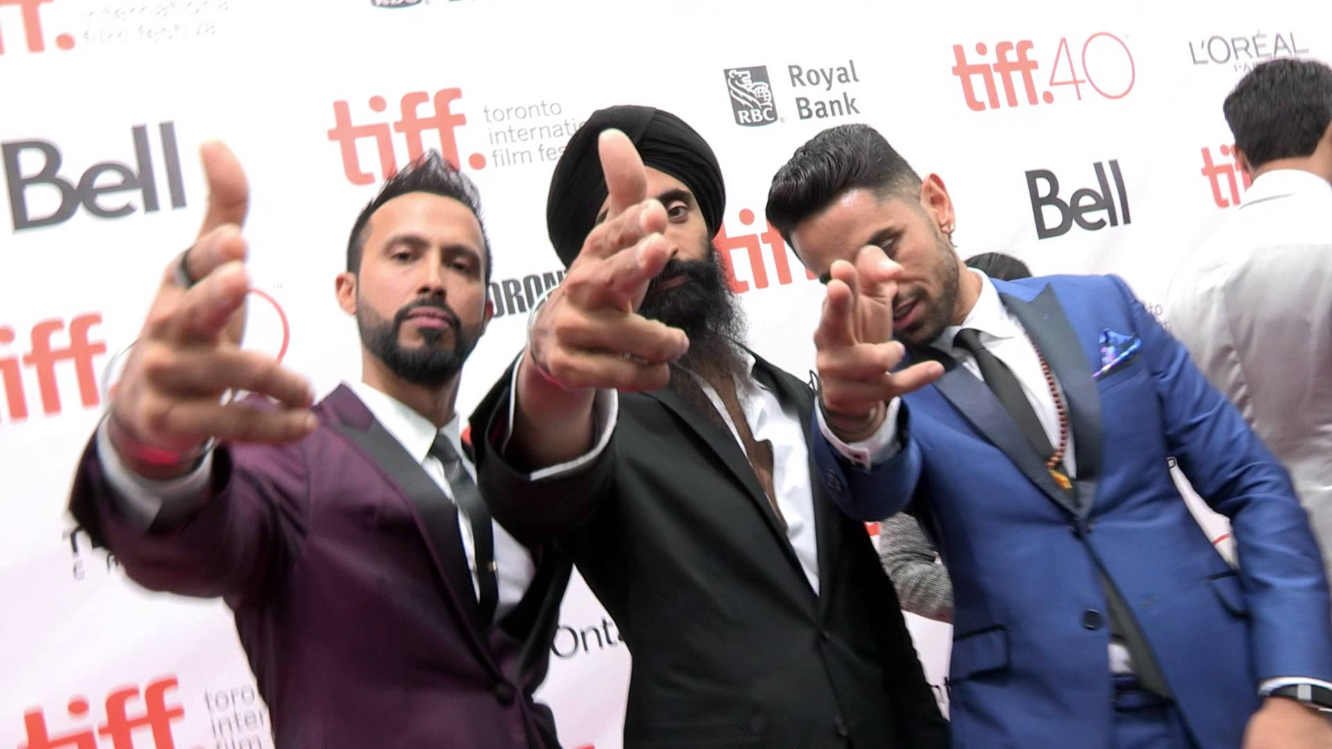 Beeba Boys TIFF
